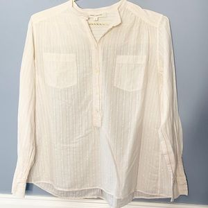 Marc Jacobs Pale Pink Blouse